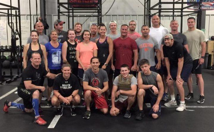 Crossfit Athlete's Arena - Team Murph