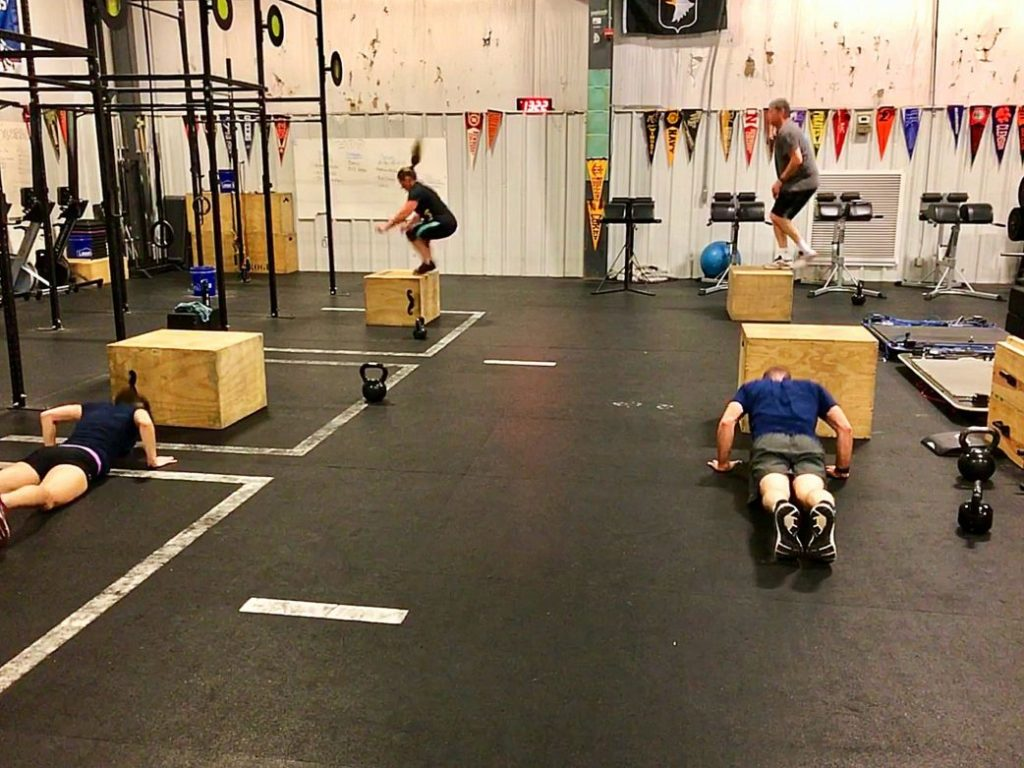 Join Our CrossFit Community