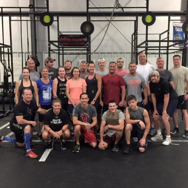 Crossfit Athlete's Arena - Team Murph